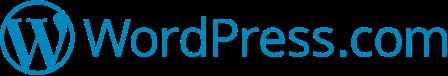 Logo da empresa WordPress.com